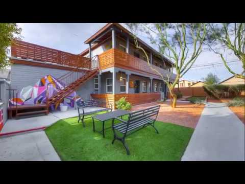 8 Unit Apartment Building For Sale in Downtown Las Vegas-Turnkey INvestment Property Las Vegas