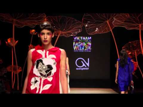 Quang Nhat Showcase Vietnam International Fashion Week 2016