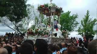 preview picture of video 'Salida Virgen de la Cabeza 2012'
