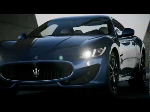 Maserati GranTurismo Sport official video
