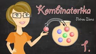 Matek gyorstalpaló - Kombinatorika 1