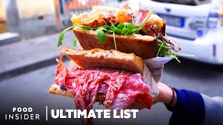 28 Foods To Eat In Your Lifetime 2021 | Ultimate List