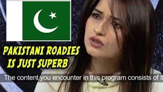 Thugs of Hindustani Roadies - Pakistani Roadies | Living on the Edge Roasted | Why it sucks ep - 36