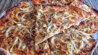 ქათმის პიცა