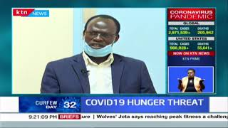 COVID-19 hunger threat: Kenyans now paying more for food as some food suppliers blocked by police