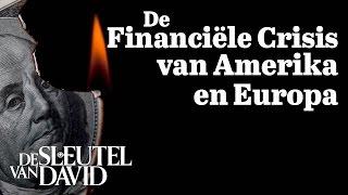 De Financiële Crisis van Amerika en Europa