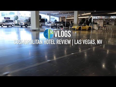 Cosmopolitan Luxury Hotel Room Review | Las Vegas, NV