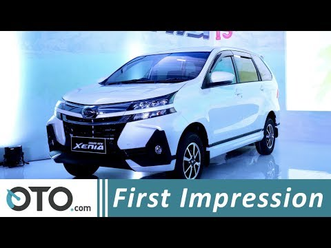 Daihatsu Grand Xenia 2019 | First Impression | Sekarang Ada Varian Bermesin 1,5 Liter | OTO.com
