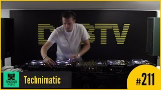Technimatic - Live @ D&BTV Live #211 Shogun Audio Takeover