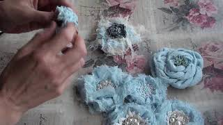 Hi And Handmade Flowers
