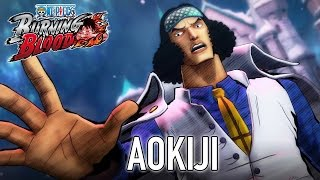 Aokiji (Moveset Video)