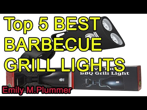 Top 5 BEST BARBECUE GRILL LIGHTS 2019 2020