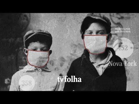 O que aprendemos (e o que não) com a Gripe Espanhola de 1918