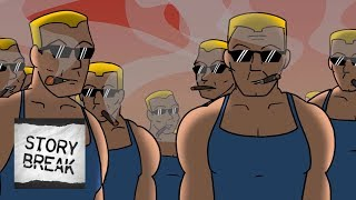 Story Break Animated: Duke Nukem