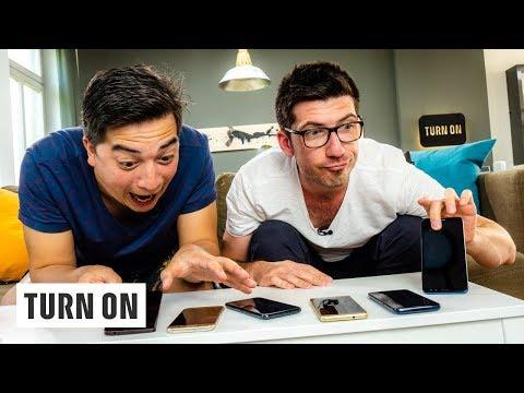 Smartphones bis 300 Euro: Sechs Mittelklasse-Handys im Vergleich