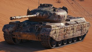 World of Tanks Progetto M35 mod 46 - 6 Kills 7,7K Damage