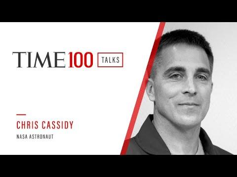 Chris Cassidy   TIME100 Talks