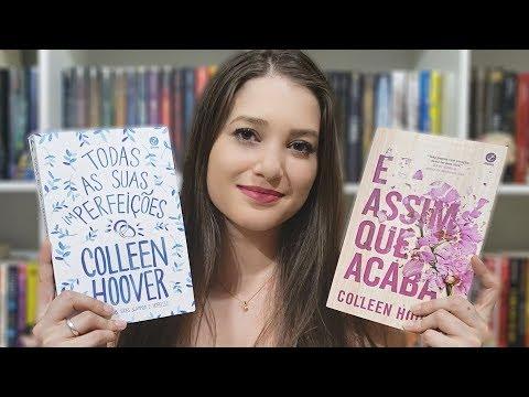 MEUS LIVROS FAVORITOS DA COLLEEN HOOVER | Patricia Lima