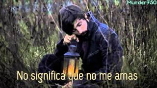 Jon McLaughlin - Doesn´t Mean Goodbye (español)