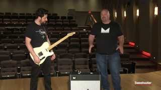 Morgan Amps Abbey Top-boost Combo Amp Demo by Sweetwater Sound