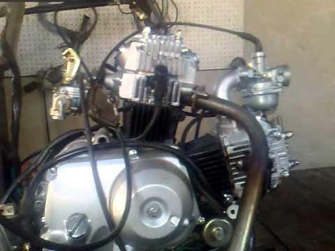 Bicilíndrico 220   de 2 110 cc