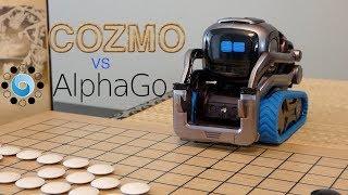 Cozmo versus AlphaGo