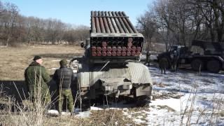 """Дивизион артиллерии ДНР """"Корса"""" под командованием женщины"""