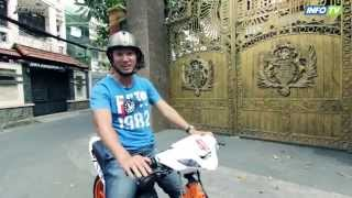 Độ Yamaha Exciter thành quái vật - Dũng Thanh Đa | Xe và cuộc sống