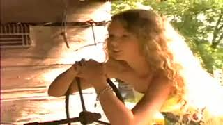 Taylor Swift Age 16 Teenage Photo Shoot Picture To Burn