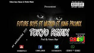 King Promise & Wizkid   Tokyo Remix [ Official Video ] By Future_Boys