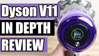 Dyson V11 Torque Drive REVIEW & TESTS - Cordless Vacuum