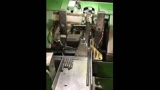 DoAll C-260A Horizontal Hydraulic Automatic Bandsaw