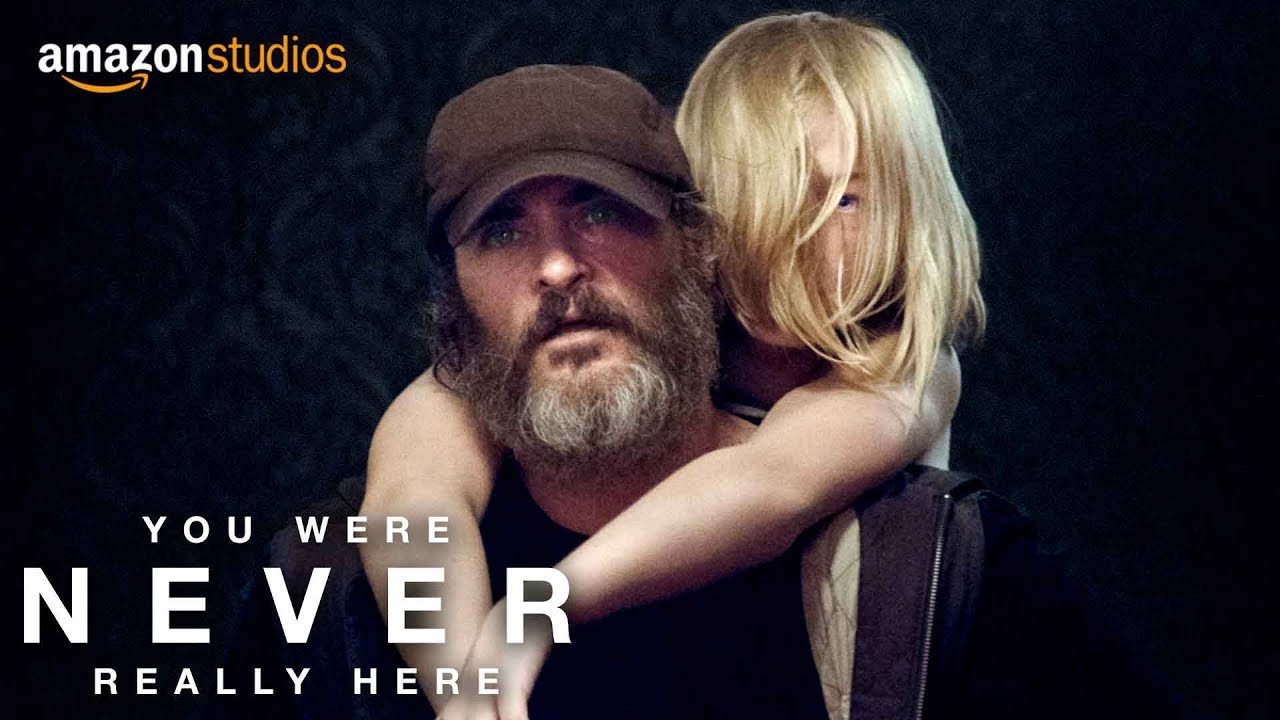 Trailer för You Were Never Really Here