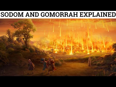 Sodom And Gomorrah Explained