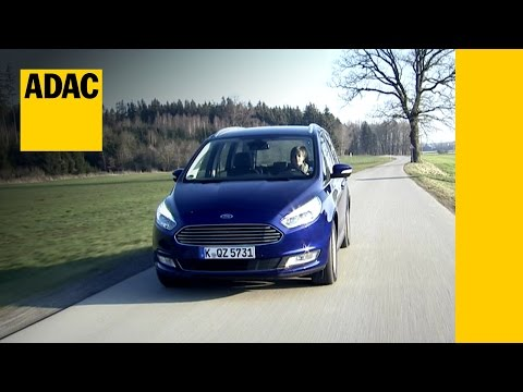 Ford  Galaxy  Минивен класса M - рекламное видео 4