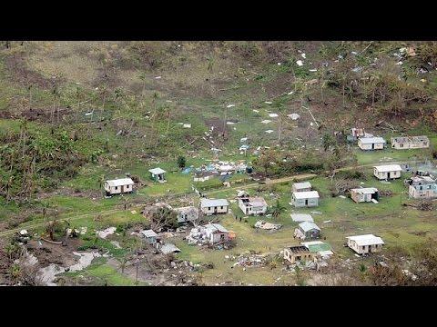 Εικόνες «Αποκάλυψης» στα Νησιά Φίτζι