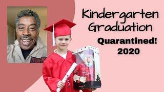 Quarantined Kindergarten Graduation Ceremony 2020! (With Winston Zeddemore)