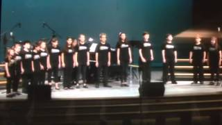 Broadway Youth Ensemble-Alone/It's Possible