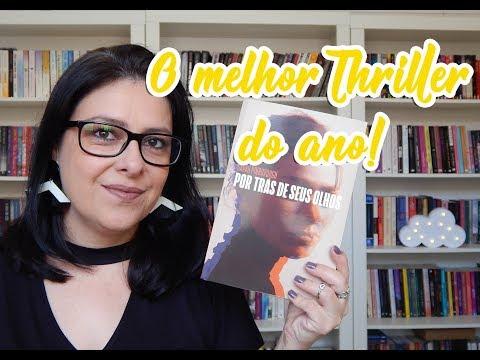 O MELHOR THRILLER DO ANO! Por trás de seus olhos - Sarah Pinborough  | Ju Oliveira