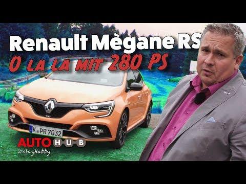 Renault Mégane R.S. - 280 PS Knaller aus Frankreich