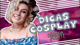 Dicas de cosplay: Armaduras por Debora Fuzeti
