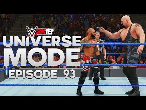 WWE 2K19 | Universe Mode - 'THE WORLD'S LARGEST SPLASH!' | #93