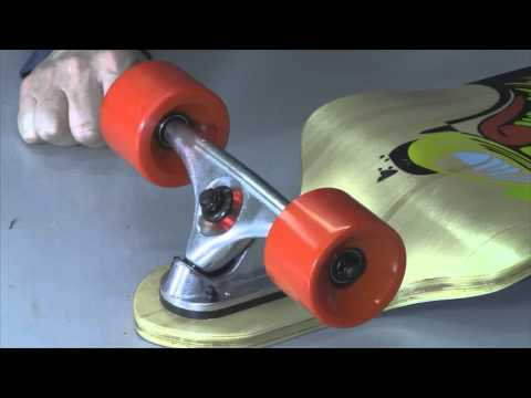 Product Review: Rimable 41″ Drop Deck Longboard Skateboard