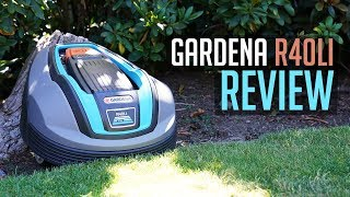 GARDENA R40Li - Roboter übernimmt Garten!