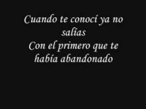 Cuando te conocí - Andrés Calamaro