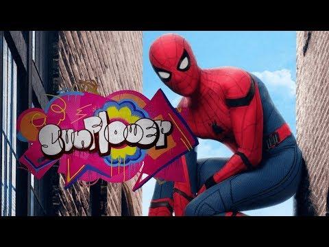 Spider Man Homecoming Sunflower