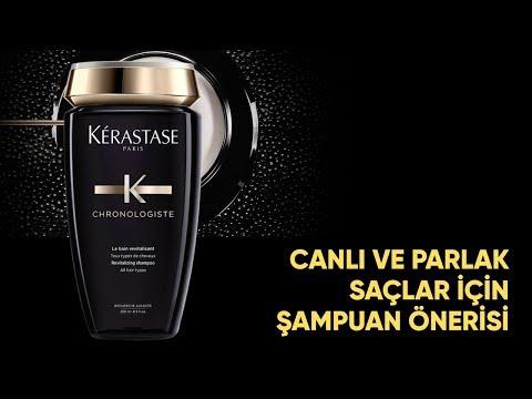 Kerastase Chronologiste Yeni Seri Bain Revitalisant Canlandırıcı Şampuan 250ml