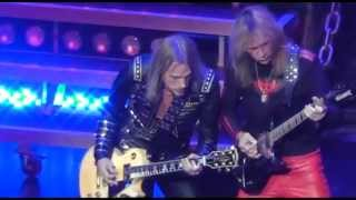 [03] Judas Priest - Heading Out To The Highway (Live) [2011.11.18 - East Rutherford, NJ, USA]