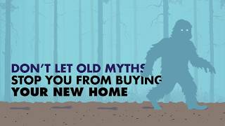Don't let mortgage myths stop you from buying a home!