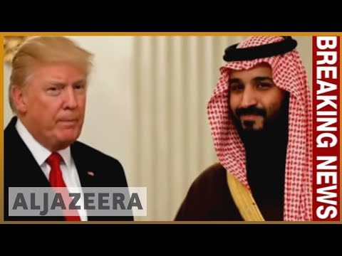 🇺🇸 White House says Trump is not stalling on Khashoggi murder | Al Jazeera English